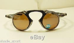 Oakley Men Sunglasses Madman Plasma Tungsten Iridium Polarized