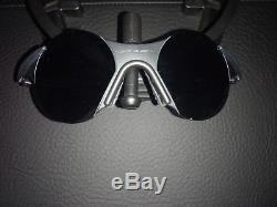 Oakley Men's 0.1 Zero 2nd Gen Brush / Black Iridium Sunglasses Rare 05-101 90's