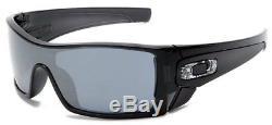 Oakley Men's Batwolf Non-Polarized SunglassesBlack Ink Frame/Black Iridium Len