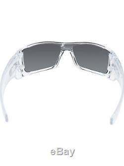 Oakley Men's Gradient Batwolf OO9101-07 Clear Shield Sunglasses