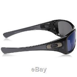 Oakley Men's Hijinx Sunglasses Black Ink Frame Jade Iridium Polarized Lenses