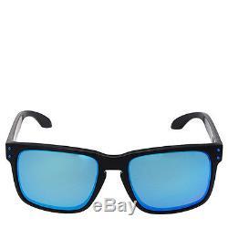 Oakley Men's Holbrook Asian Fit Polarized Sunglasses, Sapphire Iridium, One Size