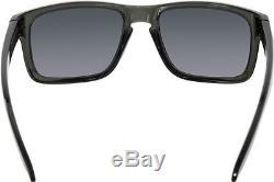 Oakley Men's Holbrook OO9102-24 Black Square Sunglasses