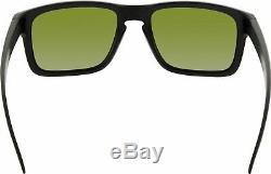 Oakley Men's Holbrook OO9102-26 Black Square Sunglasses