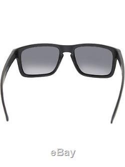 Oakley Men's Holbrook OO9102-63 Black Square Sunglasses