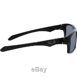 Oakley Men's Jupiter OO9135-25 Black Square Sunglasses