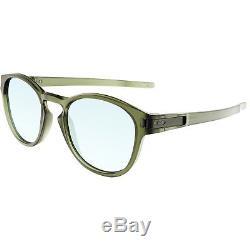 Oakley Men's Latch OO9265-05 Green Oval Sunglasses