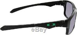 Oakley Men's Mirrored Jupiter SQ OO9135-05 Black Square Sunglasses