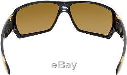Oakley Men's Offshoot OO9190-07 Black Shield Sunglasses