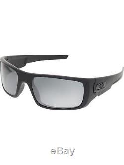 Oakley Men's Polarized Crankshaft OO9239-06 Black Wrap Sunglasses