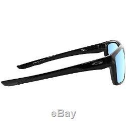 Oakley Men's Polarized Mainlink Prizm OO9264-21 Black Rectangle Sunglasses