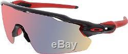 Oakley Men's Radar Ev Pitch OO9211-02 Black Wrap Sunglasses