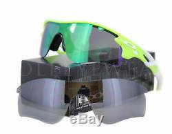 Oakley Men's Radarlock Path Sunglasses with Jade & Black Iridium Lens