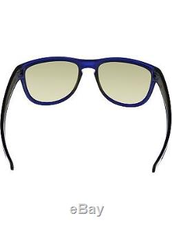 Oakley Men's Sliver OO9342-09 Blue Square Sunglasses