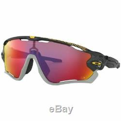 Oakley Men's Sunglasses Jawbreaker Carbon withPrizm Road Lens OO9290-35
