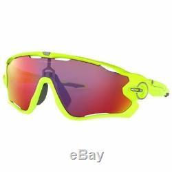Oakley Men's Sunglasses Jawbreaker Retina Burn withPrizm Road Lens OO9290-26