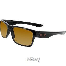 Oakley Men's Twoface OO9189-03 Black Square Sunglasses
