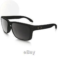 Oakley Mens Holbrook Asian Fit Polarized Sunglasses Matte Black Prizm One Size