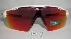 Oakley New Sunglasses Radar EV Pitch Polished White Prizm Field OO9211-04