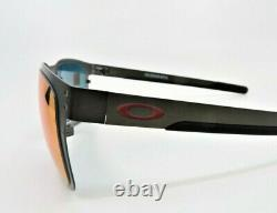 Oakley OO4123-05 55mm Holbrook Metal Polarized Torch Iridium Sunglasses withBox