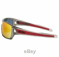 Oakley OO9307-03 Turbine Rotor Sunglasses Grey Ink Frame Ruby Iridium Lens