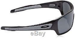Oakley OO9307-05 Turbine Rotor Men's Granite Black Iridium Polarized Sunglasses