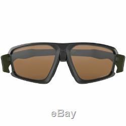 Oakley OO9402 0764 Sunglasses Field Jacket Mate Black /Olive Green/ PRIZM