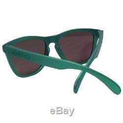 Oakley OO 9013-C655 FROGSKINS Gamma Green PRIZM Jade Iridium Mens Sunglasses