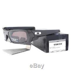 Oakley OO 9014-1860 POLARIZED GASCAN Granite Prizm Daily Lens Mens Sunglasses