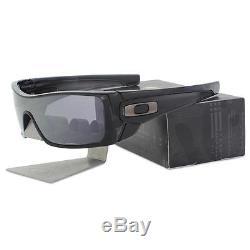 Oakley OO 9101-01 BATWOLF Black Ink with Black Iridium Mens Sunglasses