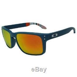 Oakley OO 9102-G1 Holbrook Aero Flight Balsam Prizm Ruby Lens Mens Sunglasses