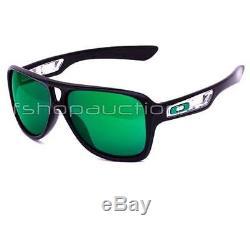 4794b639bf Oakley Oo 9150-05 Dispatch Ii 2 Polished Black Jade Iridium Mens Sunglasses  New