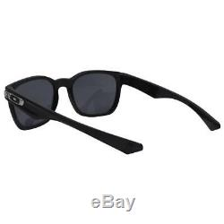 Oakley OO 9175-01 GARAGE ROCK Polished Black Frame Grey Lens Mens Sunglasses