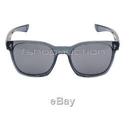 Oakley OO 9175-05 GARAGE ROCK Crystal Black Iridium Mens Sports Sunglasses New
