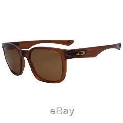 Oakley OO 9175-06 GARAGE ROCK POLARIZED Bronze Dark Amber Mens Sports Sunglasses