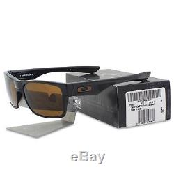 Oakley OO 9189-03 TWOFACE Polished Black with Dark Bronze Mens Sunglasses