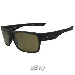 Oakley OO 9189-40 Two Face Olive Camo Frame Prizm Tungsten Mens Sunglasses
