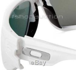 Oakley OO 9194-08 STYLE SWITCH POLARIZED Positive Red Mens White Sunglasses