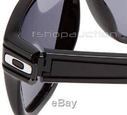 Oakley OO 9199-03 BREADBOX POLARIZED Polished Black Iridium Mens Sunglasses New