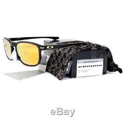 Oakley OO 9223-04 Enduro Shaun White Matte Black 24K Iridium Mens Sunglasses