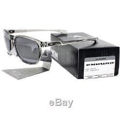 Oakley OO 9223-12 INK COLLECTION ENDURO Grey Ink Black Iridium Mens Sunglasses