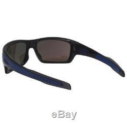 Oakley OO 9263-05 Turbine Black Ink Frame Sapphire Iridium Lens Mens Sunglasses
