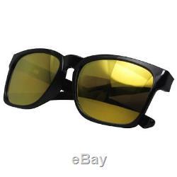 Oakley OO 9272-04 Catalyst Polished Black with 24K Iridium Mirror Mens Sunglasses