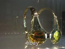 Oakley Over The Top Ott Gloss Gold Gold Iridium Lenses