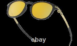 Oakley PITCHMAN R POLARIZED Sunglasses OO9439-0950 Satin Black With PRIZM 24K