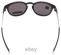 Oakley Pitchman R Sunglasses OO9439-0350 Polished Black Ink Prizm Jade Lens