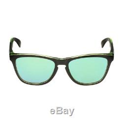 Oakley Plastic Frame Jade Iridium Lens Men's Sunglasses 00901355179013A8