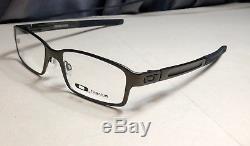 Oakley Prescription Eyeglasses Frame Deringer Pewter 52mm