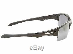 Oakley Quarter Jacket Sunglasses (Youth Fit) Black Polished Black Lens OO9200-01