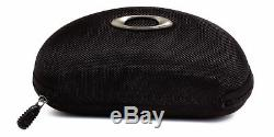 Oakley RADAR EV ADVANCER OO9442-05 Black Frame Red Prizm Lenses Men's Sunglasses